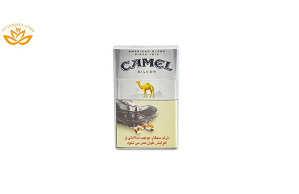 سیگار کمل نقره ای در بسته 10 عددی