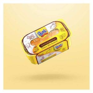 عکس شاخص،ساندویچ نیم باگت فیله مرغ در کارتن 24 عددی