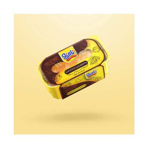 عکس شاخص،ساندویچ نیم باگت پنیر، گردو و خرما نامی نو در کارتن 24 عددی