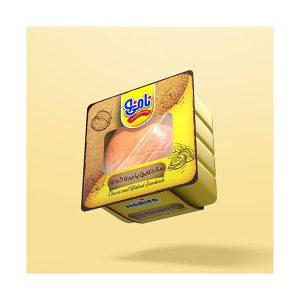 عکس شاخص،ساندویچ مک پنیر و گردو نامی نو در کارتن 16 عددی
