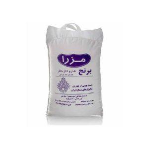 عکس شاخص برنج طارم ممتاز معطر در کیسه 10 کیلویی