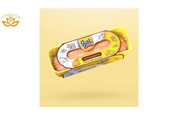 ساندویچ باگت فیله مرغ نامی نو در کارتن 24 عددی