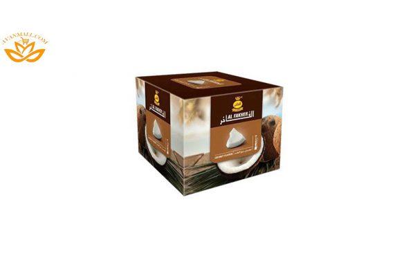 تنباکو نارگیل 50 گرمی الفاخر در باکس 10 عددی