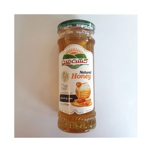 عکس شاخص،عسل شیشه بلند 310 گرمی کشت چین در کارتن 12 عددی