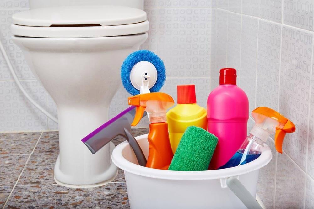 اسپری تمیزکننده سطوح مخصوص حمام و دستشوئی 500 میلی لیتری سیف در کارتن 3 عددی