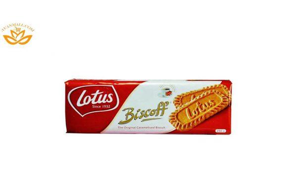 بیسکویت biscoff 250 گرمی لوتوس (بلژیک)
