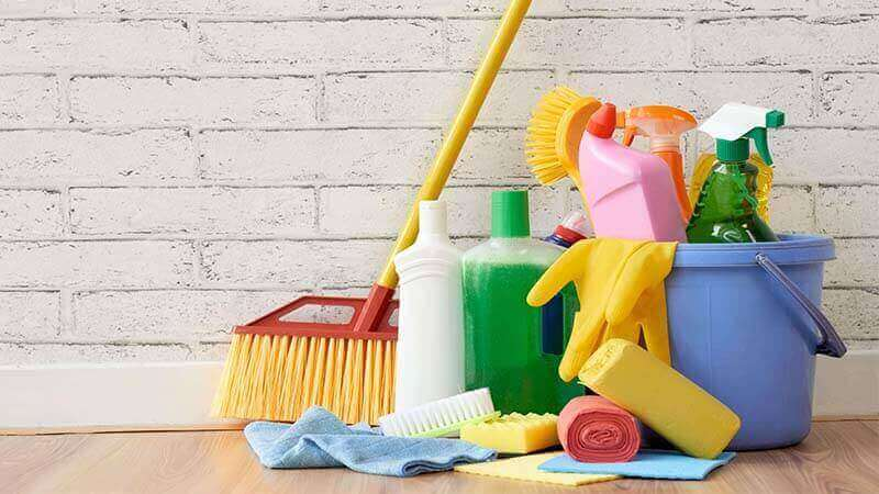 نظافت خانه با بهترین مواد شوینده خرید عمده