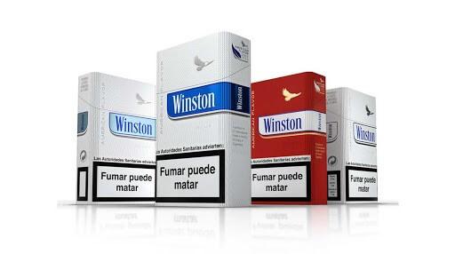 خرید عمده سیگار وینستون
