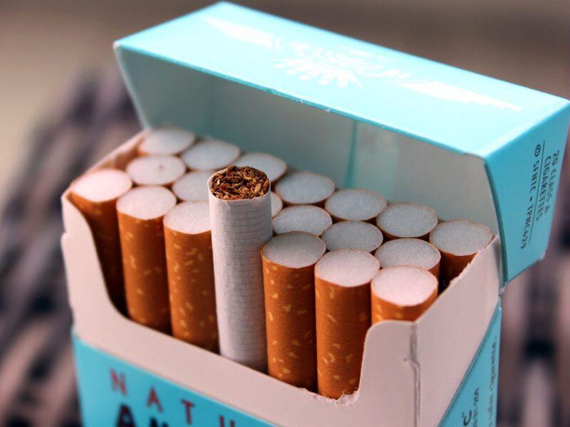 پاکت سیگار