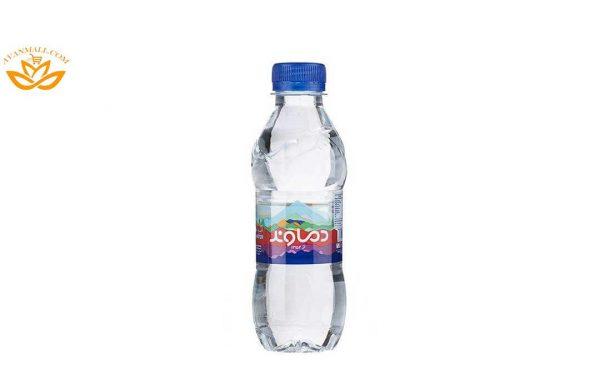 آب معدنی دماوند حجم 300 میلیلیتر باکس 12 عددی