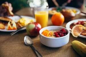 صبحانهای رنگارنگ با شکر طبیعی، مناسب برای کودکان