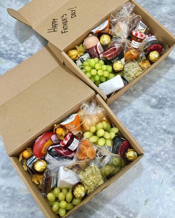 بردن اقلام خوراکی با خود برای کاهش هزینه در سفر