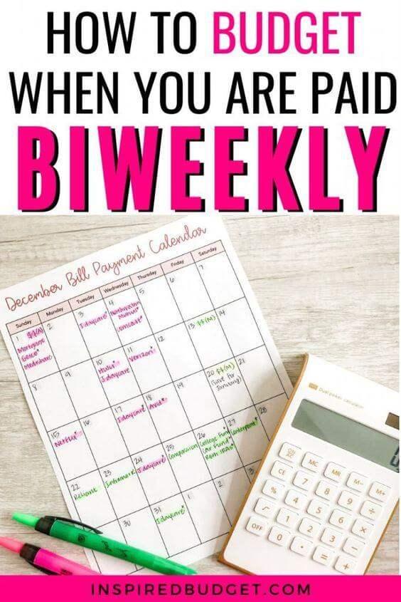 نوشتن هزینههای ماهانه برای مدیریت مالی