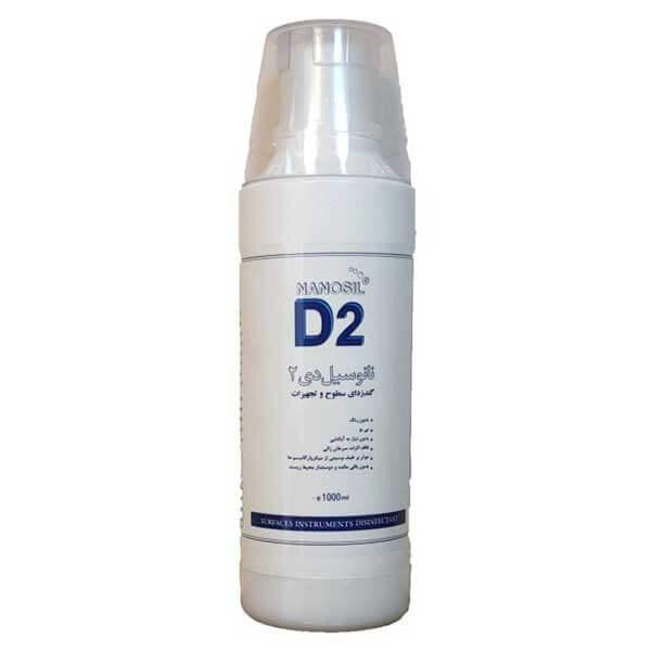 محلول ضد عفونی کننده دست دیتو پلاس ۱ لیتری