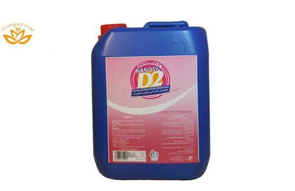 محلول ضد عفونی کننده دست دیتو پلاس 20 لیتری