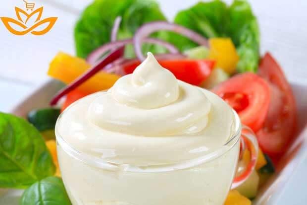 ارزش غذایی موجود در سس مایونز تک نفره بیژن
