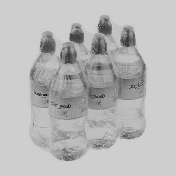 آب معدنی دماوند حجم ۸۲۰ میلیلیتر باکس ۶ عددی