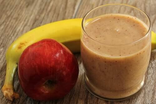 آب سیب موز 200 میلیلیتری تکدانه در کارتن 32 عددی