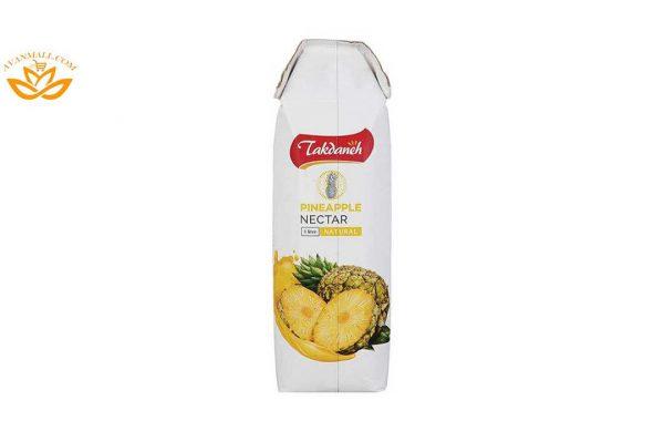 آب آناناس 1 لیتری تکدانه در کارتن 10 عددی