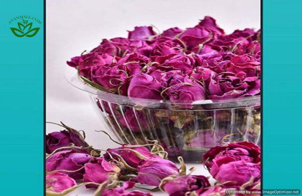 گل محمدی خشک 1 کیلوگرمی مرجانه