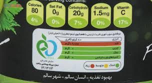 شربت کیوی، لیمو، جعفری 780 گرمی سن ایچ در کارتن 6 عددی