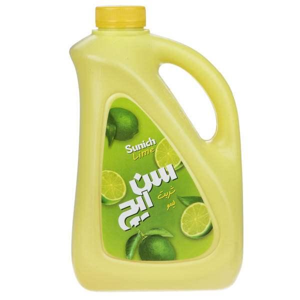 شربت لیمو 2 لیتری سن ایچ در کارتن 4 عددی