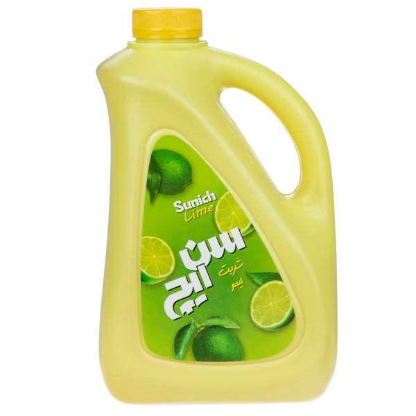 شربت لیمو 3 کیلویی سن ایچ در کارتن 4 عددی