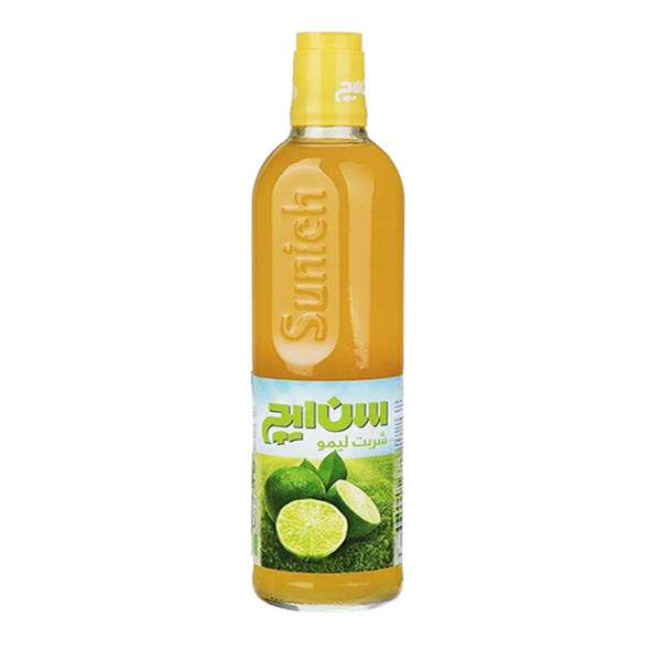 شربت لیمو 780 گرمی سن ایچ در کارتن 12 عددی