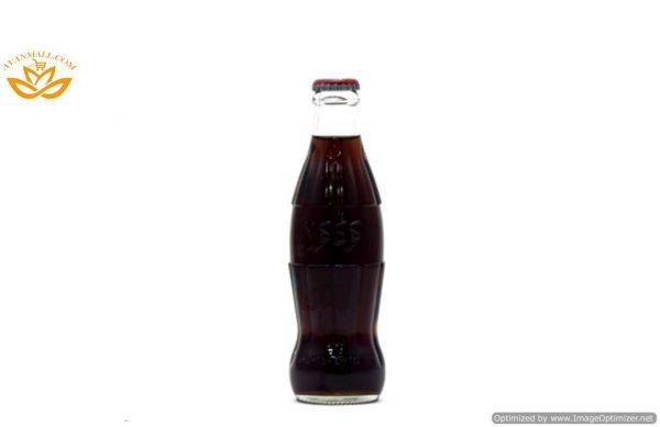 نوشابه کوکاکولا رژیمی 250 میلی لیتری در بسته بندی 12 عددی