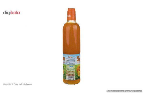 شربت پرتقال 780 گرمی سن ایچ در کارتن 12 عددی