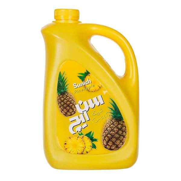شربت آناناس 3 کیلویی سن ایچ در کارتن 4 عددی