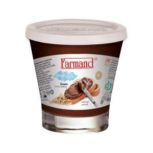 عکس شاخص شکلات صبحانه 110 گرمی کنجدی فرمند در کارتن 24 عددی