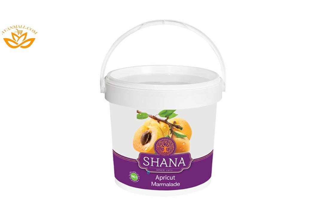 مارمالاد 14 کیلوگرمی زردآلو شانا