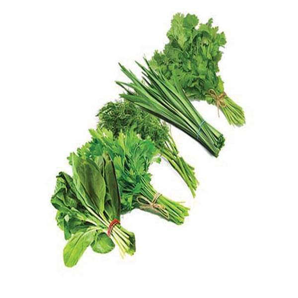 سبزی آش منجمد در بسته بندی 5 کیلوگرمی