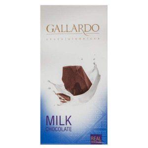 عکس شاخص شکلات شیری تابلت گالارد 100 گرمی فرمند در 12 جعبه 6 عددی