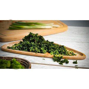 عکس شاخص،سبزی قرمه خرد شده آماده مصرف در بسته 5 کیلوگرمی