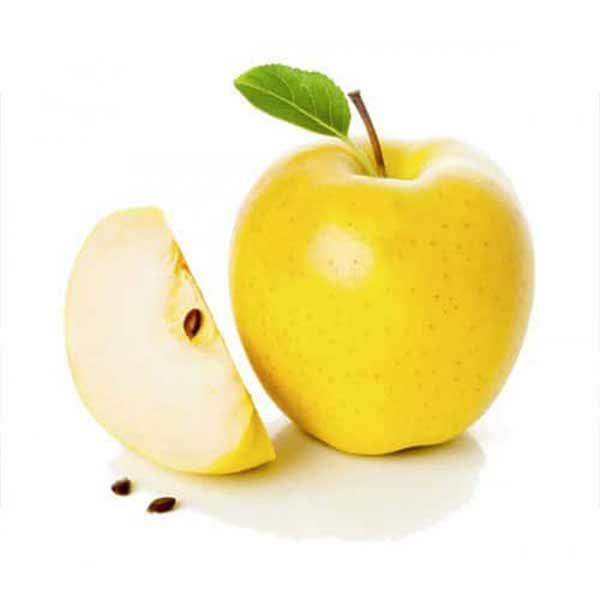 سیب زرد مجلسی لوکس در سبد 10 کیلوگرمی