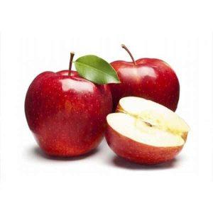 عکس شاخص،سیب قرمز در سبد 10 کیلوگرمی