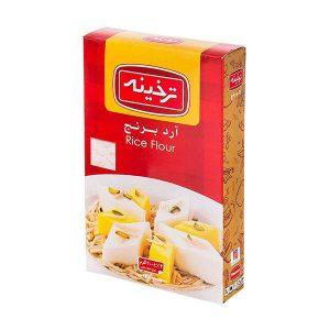 عکس شاخص،آرد برنج 200 گرمی ترخینه در کارتن 12 عددی