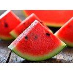 هندوانه در سبد 10 کیلوگرمی