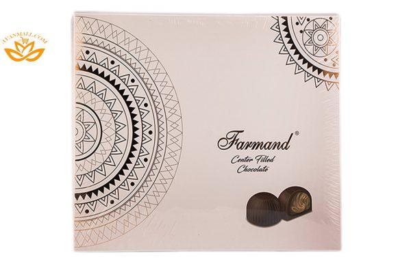 شکلات کادوئی لوکس 196 گرمی طرح خورشید در کارتن 5 عددی