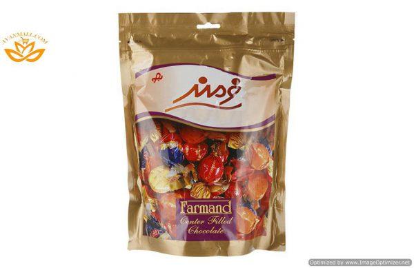 فرآورده کاکائو میکس 5 گرمی فرمند در 12 بسته 500 گرمی