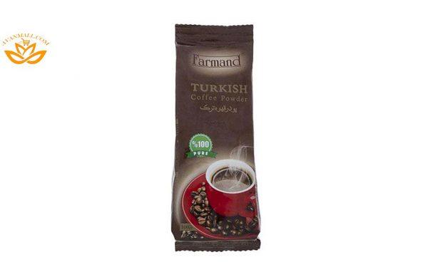پودر قهوه 100 گرمی فرمند در 8 پاکت 6 عددی