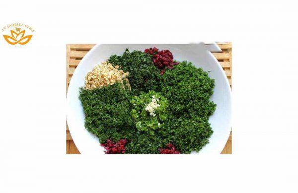 سبزی کوکو تازه در دسته 5 کیلوگرمی