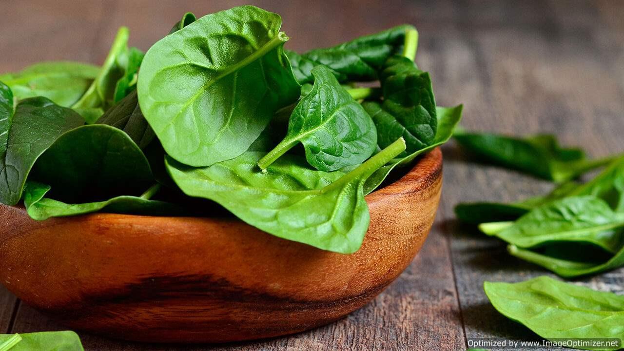 frozen-Spinach-vegetable-5kg