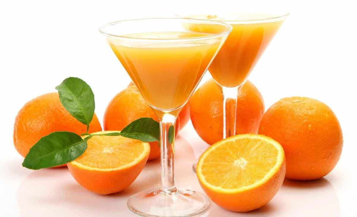 نارنج ممتاز در سبد 10 کیلوگرمی