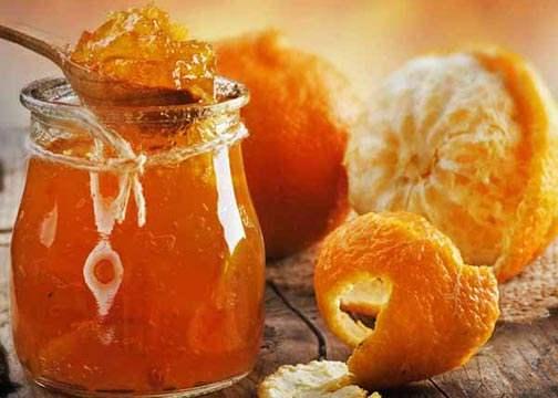 مارمالاد 14 کیلوگرمی پرتقال شانا