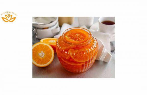 پرتقال والنسیا آبگیری در سبد 10 کیلوگرمی