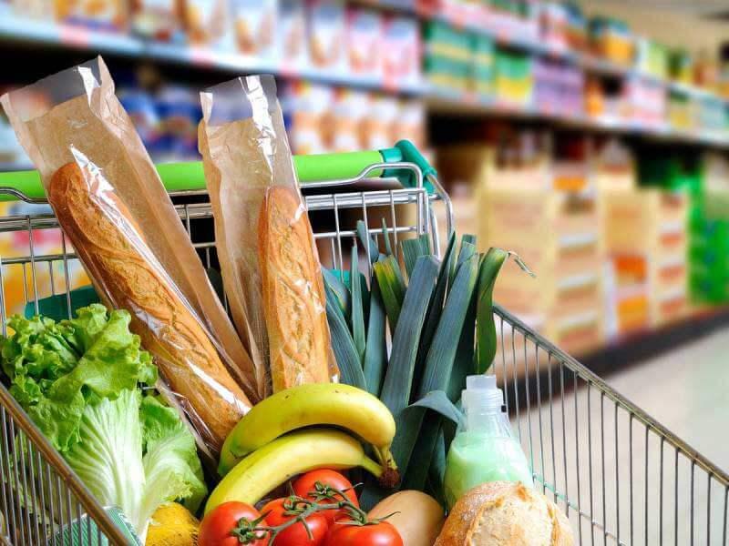 مزایای خرید آنلاین از فروشگاه های اینترنتی مواد غذایی