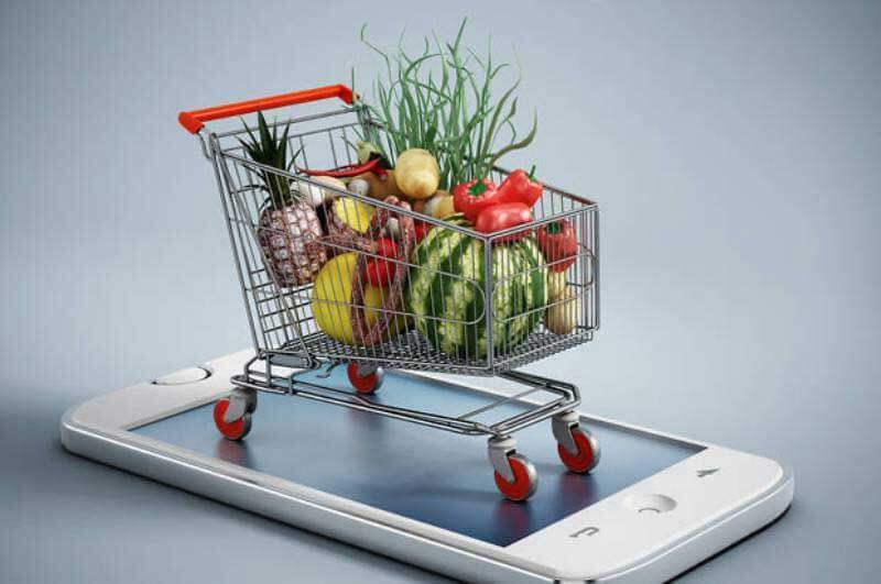 خرید آنلاین سبزیجات